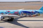 blowgunさんが、中部国際空港で撮影した大韓航空 777-3B5/ERの航空フォト(写真)
