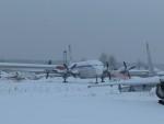 Smyth Newmanさんが、モニノ空軍博物館で撮影したアエロフロート・ソビエト航空 Il-18Vの航空フォト(写真)