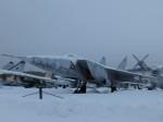 Smyth Newmanさんが、モニノ空軍博物館で撮影したソビエト空軍 MiG-25Rの航空フォト(写真)