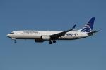 takoyanさんが、ロサンゼルス国際空港で撮影したコパ航空 737-9-MAXの航空フォト(写真)