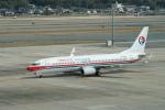 pringlesさんが、福岡空港で撮影した中国東方航空 737-89Pの航空フォト(写真)