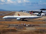 PW4090さんが、関西国際空港で撮影したキャセイパシフィック航空 777-31Hの航空フォト(写真)
