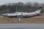 ゴンタさんが、ディカルブ・ピーチツリー空港で撮影したBeach Business Services Llc TBM-700の航空フォト(写真)
