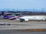 PW4090さんが、関西国際空港で撮影したタイ国際航空 A350-941XWBの航空フォト(写真)