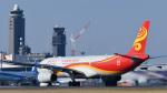 パンダさんが、成田国際空港で撮影した香港航空 A330-343Xの航空フォト(写真)