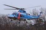 =JAかみんD=さんが、東村山中央公園で撮影した警視庁 A109E Powerの航空フォト(写真)