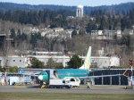 SKY☆MOTOさんが、レントン市営空港で撮影したボーイング 737-8-MAXの航空フォト(写真)