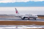 ぱん_くまさんが、中部国際空港で撮影した日本航空 787-8 Dreamlinerの航空フォト(写真)