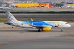 ぼんやりしまちゃんさんが、バルセロナ空港で撮影したブエリング航空 A320-232の航空フォト(写真)