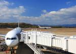 タミーさんが、長崎空港で撮影した日本航空 767-346の航空フォト(写真)
