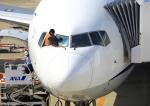 タミーさんが、長崎空港で撮影した全日空 777-281/ERの航空フォト(写真)