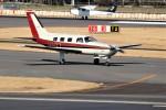 EosR2さんが、鹿児島空港で撮影した日本法人所有 PA-46-350P Malibu Mirageの航空フォト(写真)