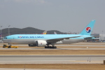 cassiopeiaさんが、仁川国際空港で撮影した大韓航空 777-FB5の航空フォト(写真)