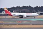 mojioさんが、成田国際空港で撮影したイベリア航空 A330-202の航空フォト(飛行機 写真・画像)