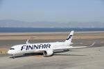 tamtam3839さんが、中部国際空港で撮影したフィンエアー A350-941XWBの航空フォト(写真)