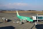 VEZEL 1500Xさんが、静岡空港で撮影したフジドリームエアラインズ ERJ-170-100 SU (ERJ-170SU)の航空フォト(写真)