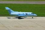 NH3239さんが、新潟空港で撮影した航空自衛隊 U-125A(Hawker 800)の航空フォト(写真)