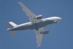 cornicheさんが、ドーハ国際空港で撮影したグローバル・ジェット・ルクセンブルク A319-115CJの航空フォト(飛行機 写真・画像)