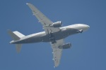 cornicheさんが、ドーハ国際空港で撮影したグローバル・ジェット・ルクセンブルク A319-115CJの航空フォト(写真)