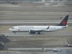 SKY☆MOTOさんが、バンクーバー国際空港で撮影したエア・カナダ 737-8-MAXの航空フォト(写真)