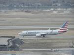 SKY☆MOTOさんが、バンクーバー国際空港で撮影したアメリカン航空 737-823の航空フォト(写真)