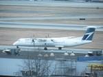 SKY☆MOTOさんが、バンクーバー国際空港で撮影したウェストジェット・アンコール DHC-8-402Q Dash 8の航空フォト(写真)