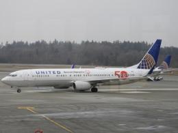 ユナイテッド航空 Boeing 737-900 (N66837)  航空フォト   by SKY☆MOTOさん  撮影2019年03月06日%s