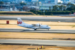 Astechnoさんが、伊丹空港で撮影した日本エアコミューター ATR-42-600の航空フォト(写真)