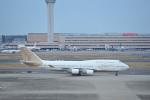 デデゴンさんが、羽田空港で撮影したアトラス航空 747-481の航空フォト(写真)