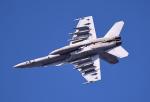 Aurora56さんが、厚木飛行場で撮影したアメリカ海軍 F/A-18C Hornetの航空フォト(写真)