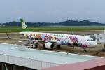 Su-27 Flankerさんが、長崎空港で撮影したエバー航空 A321-211の航空フォト(写真)