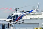 Soraya_Projectさんが、東京ヘリポートで撮影した日本法人所有 AS350B3 Ecureuilの航空フォト(写真)