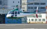 Soraya_Projectさんが、東京ヘリポートで撮影したアカギヘリコプター AS350B3 Ecureuilの航空フォト(写真)