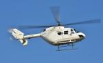 Soraya_Projectさんが、東京ヘリポートで撮影したディーエイチシー BK117B-2の航空フォト(写真)