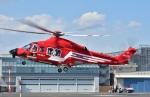 Soraya_Projectさんが、東京ヘリポートで撮影した東京消防庁航空隊 AW139の航空フォト(写真)