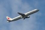 shingenさんが、羽田空港で撮影した中国国際航空 A321-213の航空フォト(写真)