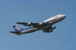 shingenさんが、羽田空港で撮影した全日空 747-481(D)の航空フォト(写真)