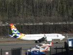 SKY☆MOTOさんが、ボーイングフィールドで撮影したケイマン航空 737-8-MAXの航空フォト(写真)