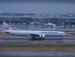 HNDマンさんが、羽田空港で撮影した日本航空 777-346/ERの航空フォト(飛行機 写真・画像)