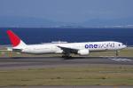 yabyanさんが、中部国際空港で撮影した日本航空 777-346/ERの航空フォト(飛行機 写真・画像)