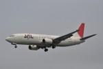 kumagorouさんが、仙台空港で撮影したJALエクスプレス 737-446の航空フォト(飛行機 写真・画像)