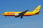 PASSENGERさんが、ロサンゼルス国際空港で撮影したアトラス航空 767-200の航空フォト(写真)