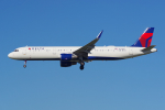 PASSENGERさんが、ロサンゼルス国際空港で撮影したデルタ航空 A321-211の航空フォト(写真)