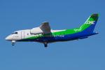 PASSENGERさんが、ロサンゼルス国際空港で撮影したデンバー・エア・サポート 328-310 328JETの航空フォト(写真)