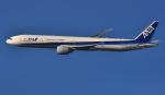 kenko.sさんが、成田国際空港で撮影した全日空 777-381/ERの航空フォト(写真)
