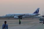 jjieさんが、シェムリアップ国際空港で撮影した香港エクスプレス A320-232の航空フォト(写真)