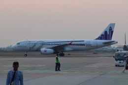 jjieさんが、シェムリアップ国際空港で撮影した香港エクスプレス A320-232の航空フォト(飛行機 写真・画像)