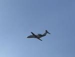 加藤龍臥さんが、高松空港で撮影した毎日新聞社 525A Citation CJ2の航空フォト(写真)