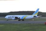 kuro2059さんが、新千歳空港で撮影したAIR DO 767-33A/ERの航空フォト(写真)