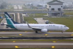 かみじょー。さんが、クアラルンプール国際空港で撮影したシルクエア 737-8SAの航空フォト(写真)